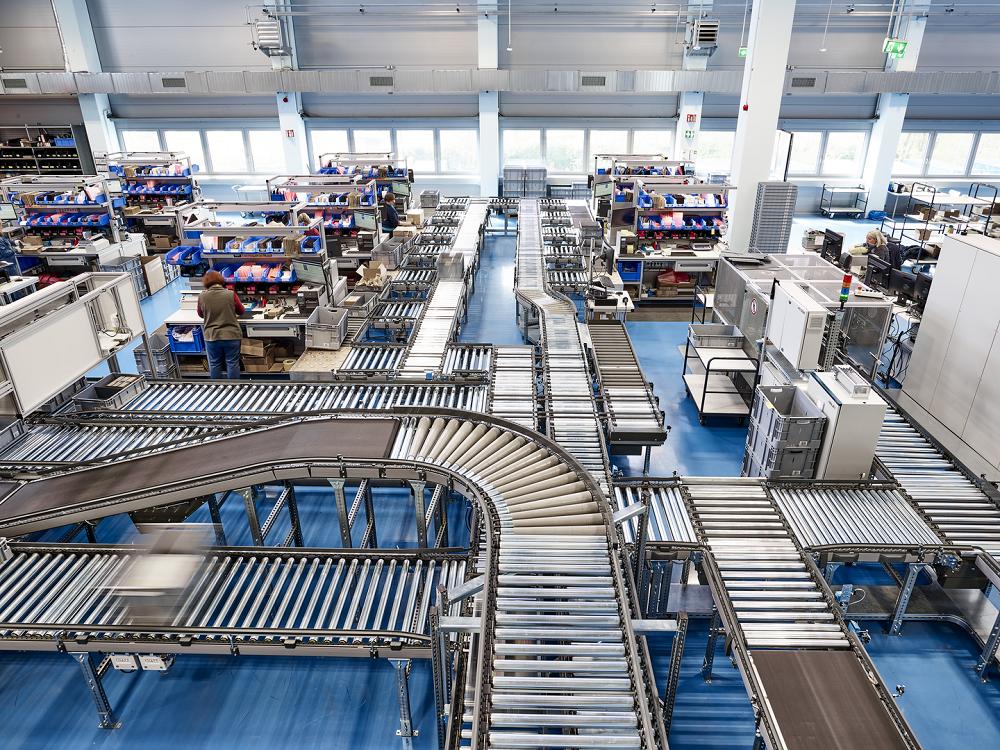 schukat conveyor line - 德国Schukat电气如何赋能2030